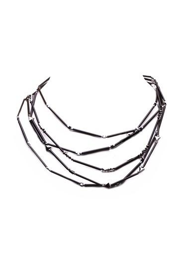 Amulette Jewel Kolye Siyah